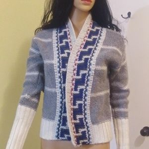 American Eagle Outfitters Winter Cardigan Size Med